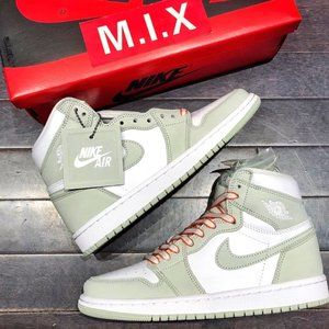 Nike Air Jordan1 mouse heading sports women's shoes